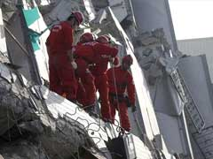 Man Pulled Out Alive After Taiwan Earthquake, More Than 130 People Still Trapped