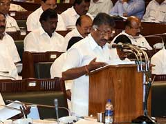 Tamil Nadu Government Presents Tax-Free Budget Ahead Of Assembly Polls