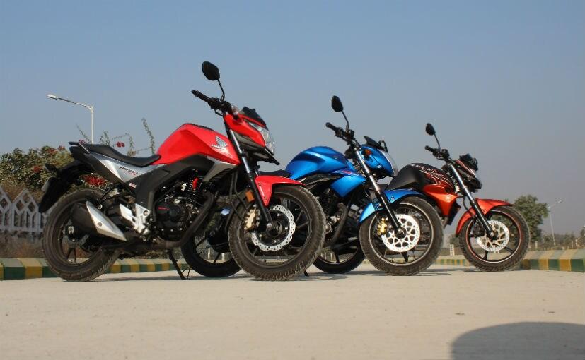 Team Honda Used Cars >> 5 Best 150cc Bikes in India - NDTV CarAndBike