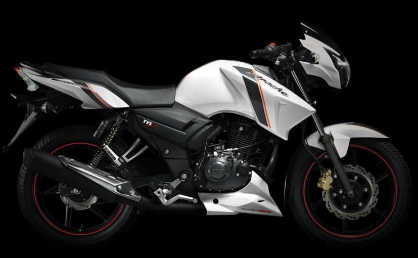 All-New TVS Apache RTR 160 To Be Launched Next In India