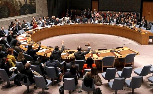 Image result for Closed door consultations on Kashmir by UN Security Council