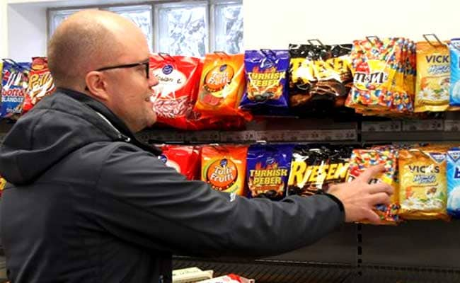 In Sweden's First Unmanned Food Store, All You Need Is A Phone