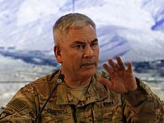 Outgoing US Commander Says Mission In Afghanistan Not Changing