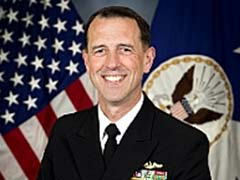 US Naval Operations Chief On India Visit To Deepen Ties