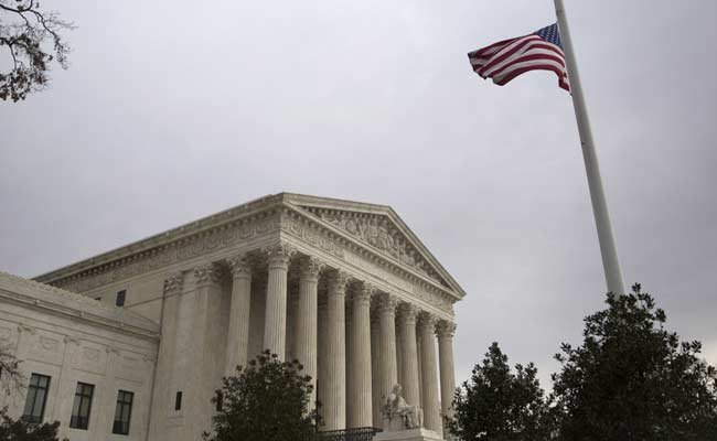 Supreme Court Calls Tax Petition Invalid
