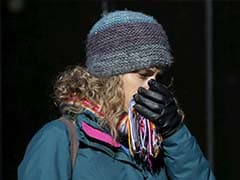 Dangerous Cold Grips Northeast US, Could Break Valentine's Day Records