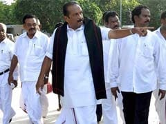 Assembly Elections: Vaiko-Led People's Welfare Front Continues To Woo GK Vasan