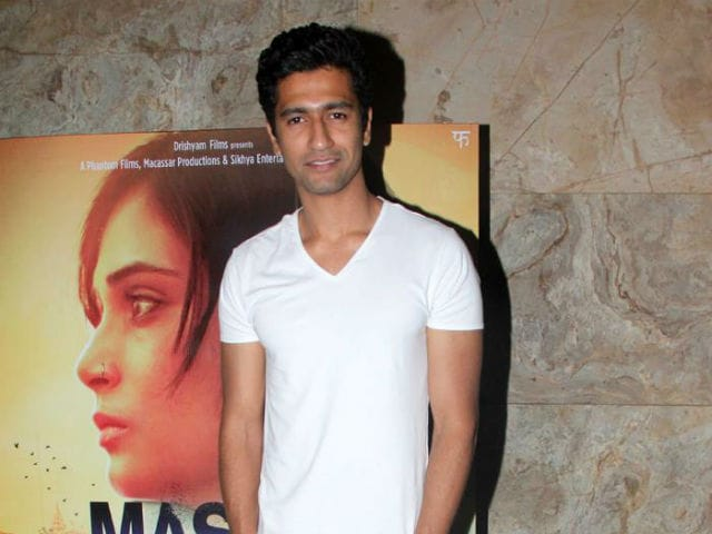 Masaan Actor Vicky Kaushal Says Anurag Kashyap is His 'Mentor'