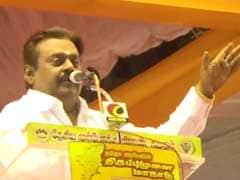 Supreme Court Stays Warrants Against Vijayakanth, Wife
