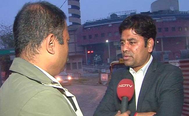 कोर्ट में वकीलों के हमले का नेतृत्व करने वाले विक्रम चौहान ने कहा, 'मैंने एक आंदोलन शुरू किया है'
