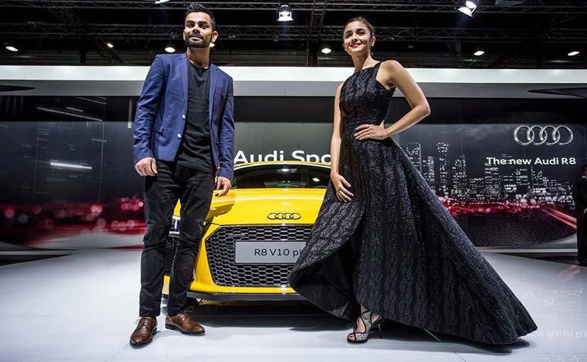 Virat Kohli and Alia Bhatt