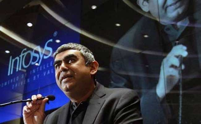 Can't Do My Job While Constantly Defending Attacks: Vishal Sikka