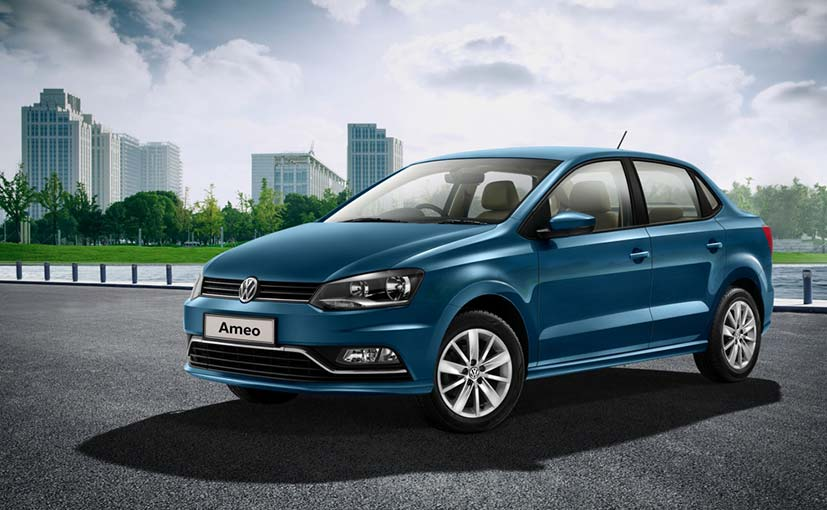 Volkswagen Ameo 'Special' After-Sales Packages Launched - NDTV ...