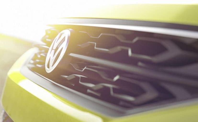 Volkswagen Compact SUV Teaser 1