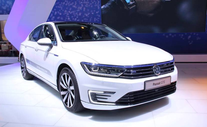 volkswagen passat gte plug in hybrid all you need to know ndtv carandbike. Black Bedroom Furniture Sets. Home Design Ideas
