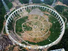 China To Relocate Nearly 10,000 Humans For World's Largest Telescope
