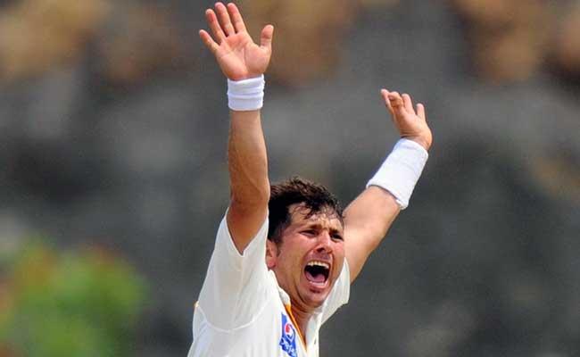 PAKvsWI: पाकिस्तान के यासिर शाह की 'फिरकी' में फंसे वेस्टइंडीज के बल्लेबाज, 9 विकेट गंवाए..