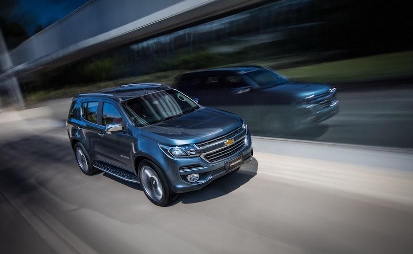 Chevrolet Previews 2017 Trailblazer Facelift With Premier Study