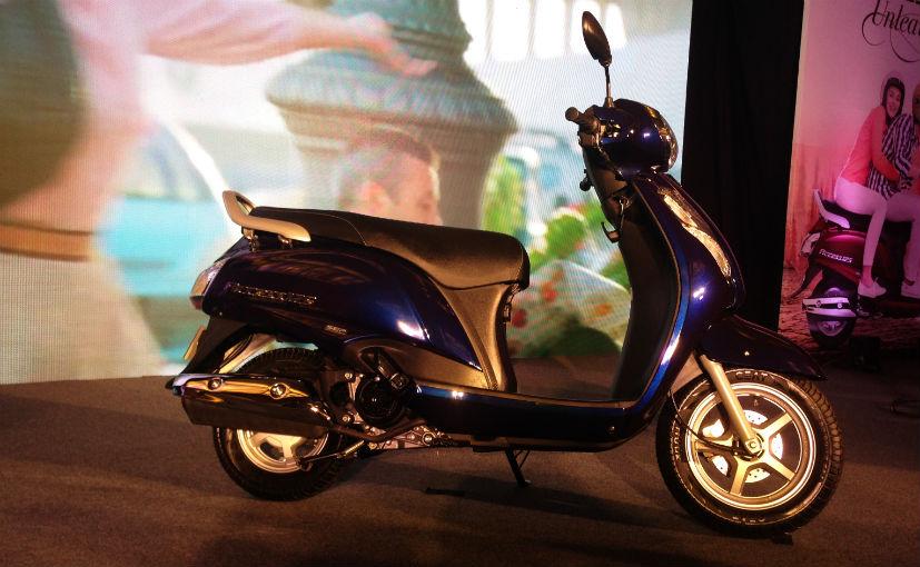 2016 Suzuki Access 125