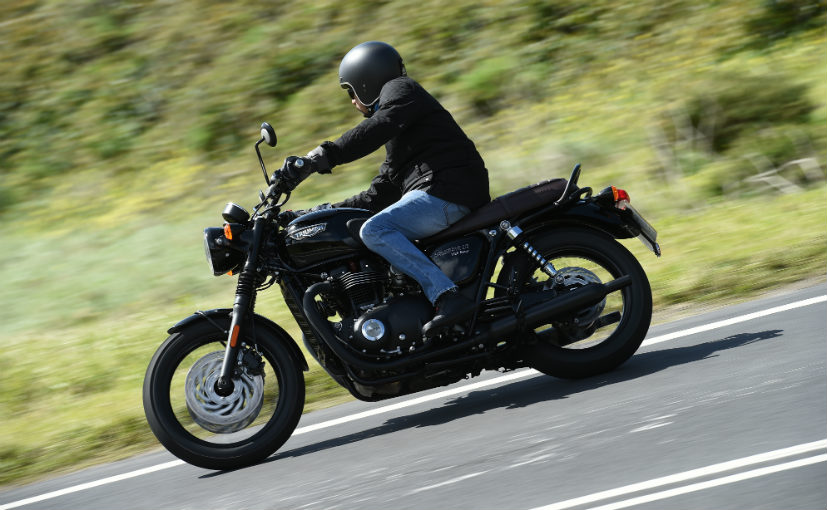 2016 Triumph Bonnevilee T120 First Ride Review