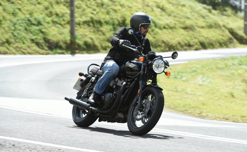 2016 Triumph Bonneville T120 Black: First Ride Review