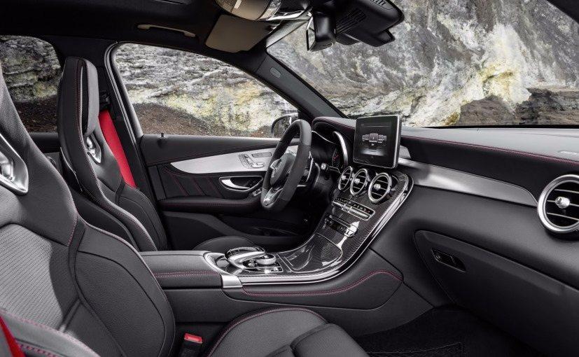 2017 Mercedes-AMG GLC 43 Interior