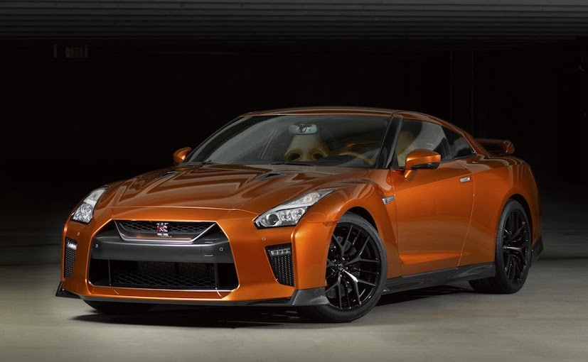 Nissan Gtr Price In India >> India Bound 2017 Nissan GT-R Debuts At New York Auto Show - NDTV CarAndBike