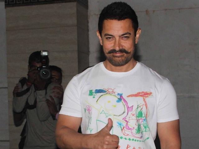 Aamir Khan is 'Halfway' Through Dangal Weight Loss, 12 Kilos to go