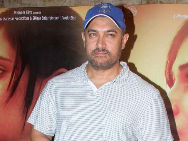 Aamir Khan Clarifies He 'Never Said' India Was Intolerant