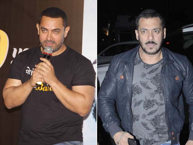 Aamir Khan Still Thinks he Can Convince Salman to Get Married