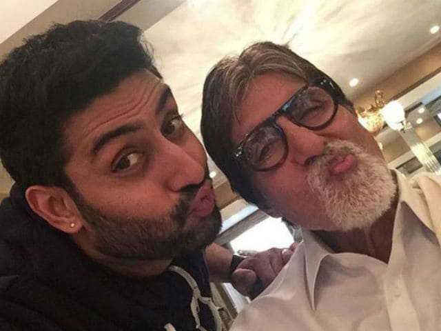 In Abhishek Bachchan vs Troll, Big B and Fans Trend Hashtag in Support