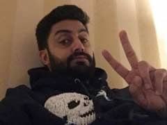 ट्विटर पर अपना मज़ाक बनाए जाने का कुछ यूं जवाब दिया अभिषेक बच्चन ने...