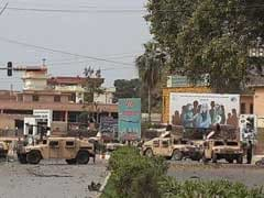 Suicide Attack Outside Indian Consulate In Afghanistan's Jalalabad