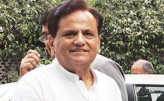 Gujarat Elections 2017: Congress Leaders Eyeing Chief Minister Position Meet Ahmed Patel