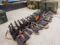Russian Maker Of AK-47s Banks On Asia To Join Defense Elite
