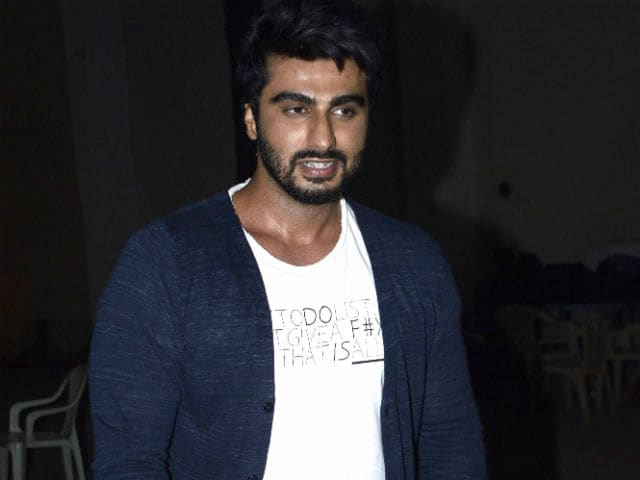 Arjun Kapoor Says Comparisons 'Not Fair, Take Away USP of Who You Are'