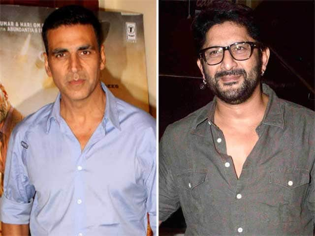Akshay Kumar, Arshad Warsi Have a Message For You This Holi