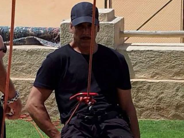 Akshay Kumar Thanks Stuntmen For Keeping Him Alive in Open Letter