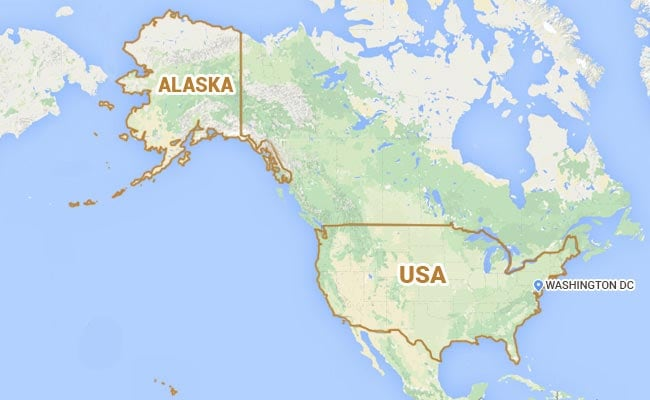 Magnitude Earthquake Hits Off Alaska US Geological Survey - Us alaska map
