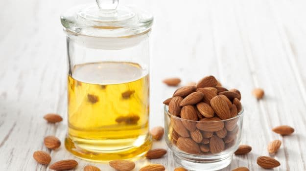 8 Great Benefits Of Almond Oil For Hair Face And Skin Ndtv Food