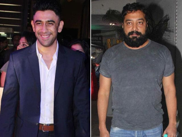 It is Amit Sadh's 'Dream' to Work With Anurag Kashyap