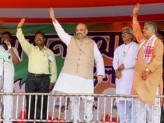 BJP Accuses Trinamool Of Stinging Its Senior Leader In Bengal