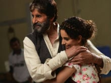 National Awards: Twitter Explodes With Messages For Big B, Kangana