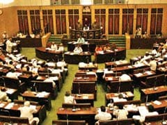 3 TDP Lawmakers Suspended From Andhra Assembly For Disrupting Proceedings