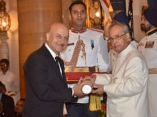 Padma Awards: When Anupam Kher Got a 'Flashback of Life'