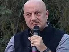 अनुपम खेर ने राहुल गांधी से कहा, 'आपसे ज्यादा किसी ने भी मनमोहन सिंह की बेइज्जती नहीं की'