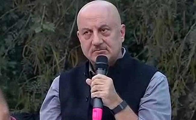 कश्मीर की समस्या का समाधान धारा 370 को हटाना ही है: अनुपम खेर