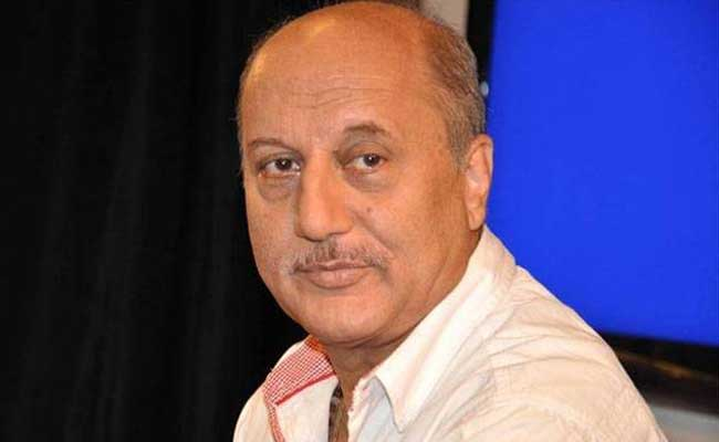 Actor Anupam Kher Says Twitter Account Hacked
