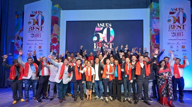Indian Chef Tops Asia's 50 Best Restaurant 2016 List Twice in a Row