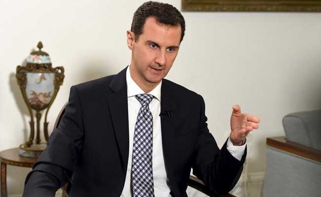 Bashar Al Assad Says France Sponsors Terrorism, Cannot Talk About Peace